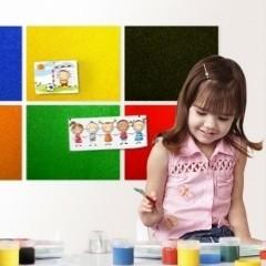 kurk prikborden zelfklevend! diverse kleuren!