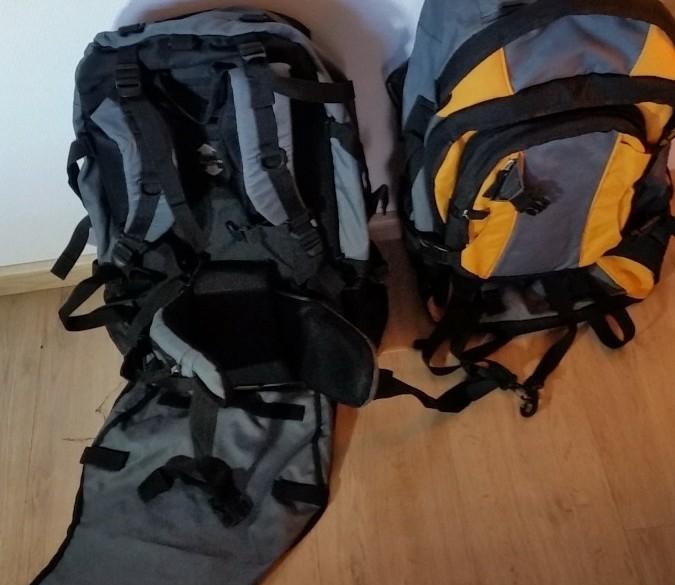 (reis)rugzakken - bagpacking