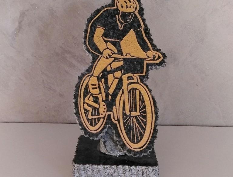 Beeld: Wielrenner - Mountainbiker - Fietser (nieuw