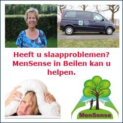 Heeft u slaapproblemen? MenSense kan u helpen.
