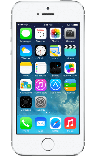 A-Grade Refurbished Apple Iphone 5S