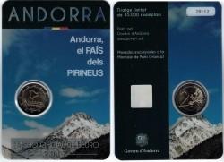 Andorra 2 Euro 2017 Pyreneeën Land