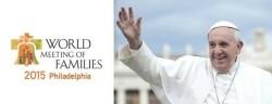 Vaticaan 2 Euro 2015 Wereld Familiedag