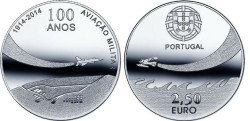 Portugal 2,5 Euro 2014 Luchtmacht