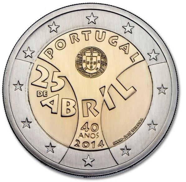 Portugal 2 Euro 2014 Anjerrevolutie