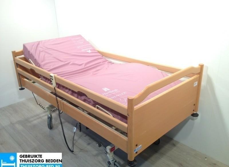 Hooglaagbed Verpleegbed Zorgbed Thuiszorg-bed
