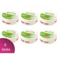 6x Sector Super Wax Hairplant