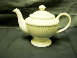 theepotje creamware (past bij Wedgwood Edme), nwst, 275ml