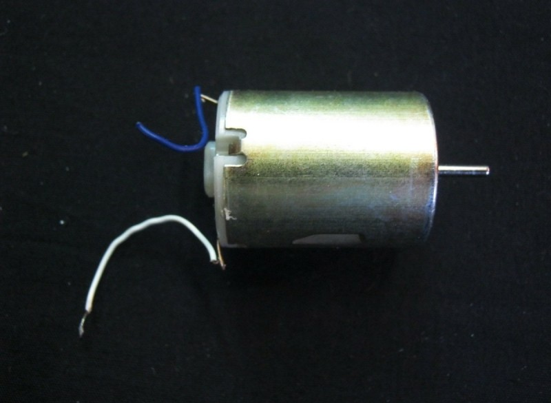 Elektromotor,micro,geen borstels,1.5 tot 4.5 volt DC,z.g.a.…