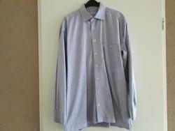 zgan.lila overhemd VAN INNEN mt XL