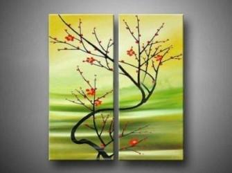 """""""Azi? """" Nieuw Handgeschilderd Olieverfschilderij"""