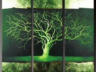 """Origineel Nieuw Olieverfschilderij """"Mirakel"""""""