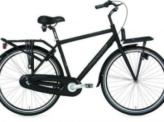 Merida Freesport X-Presso heren zwart - 56cm
