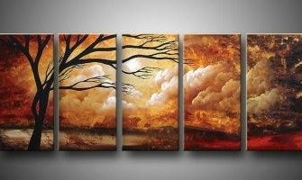 Tip! Handgeschilderde Olieverfschilderijen