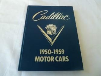 Cadillac 1950 - 1959 Motorcars Schneider 1ste druk