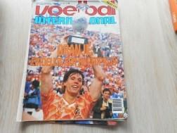Voetbal internatinal 2 juli 1988