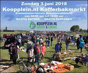 Koopplein.nl Kofferbakmarkt Langedijk