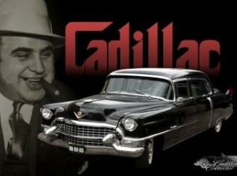 Cadillac Fleetwood Series 75 Limousine 8 pers. Sed