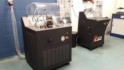De nieuwste CP4 pompen testen, nieuw bij EDS