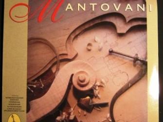 LP Mantovani,1988,the Masterworks,UK pers,Telstar 2335, nst