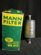 Mann brandstoffilter WK 613 / luchtfilter C 1460