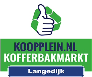 3 juni Kofferbakmarkt