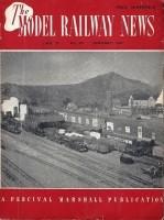 12 Bladen Model Railway News Jaargang 1950