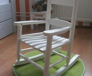 Peuter / kleuter schommelstoel