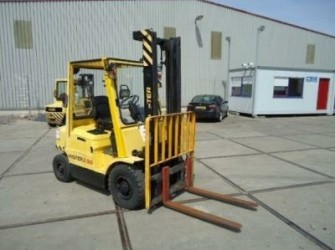 Hyster H.200 XM - 2.000 Kg - 2549 uur - perfecte staat