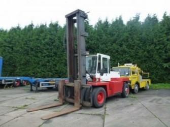 Kalmar DB-12-1200 - 12000 Kg - 24Volts - Diesel