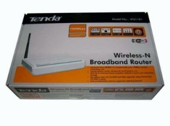 tenda W311R Draadloze Router