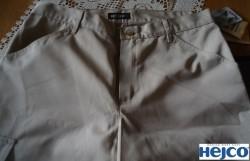 Te koop nieuwe beige broek voor heren van Hejco (maat: 44).