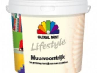 Global paint lifestyle muurverf voorstrijk