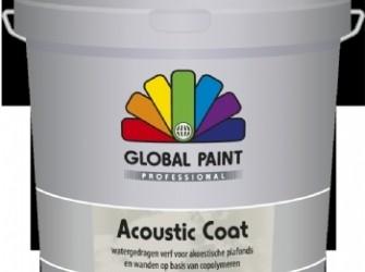 Acoustic coat 10 liter
