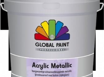 acrylic metallic