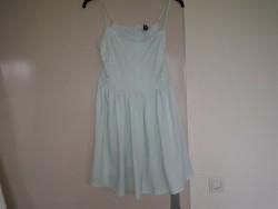 zgan lichtgroen jurk DIVIDED mt 38