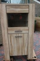 TV meubel en vitrine kast