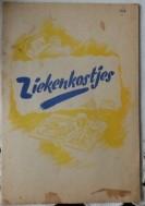 Oud klein boekje - Ziekenkostjes nr. 104 - 12 pag.