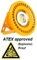 50W 6000 Lumen ATEX Ex Rating dllBT6 Explosie bestendige LE…