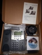 Cisco SPA509G IP Telefoon (NIEUW!) Meerdere op voorraad