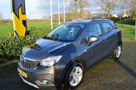 Opel Mokka 1.4 Turbo 103 KW Edition Navi 950/Camera