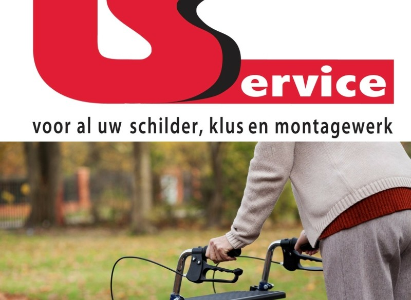 Klus service voor ouderen. Heeft uw een klusje?