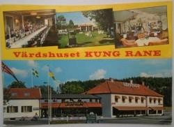 Ansichtkaart Värdshuset Kung Rane - Zweden