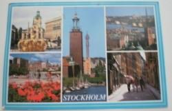 Ansichtkaart Stockholm