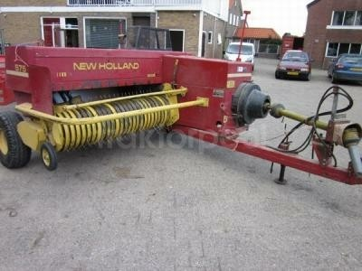 New Holland 575