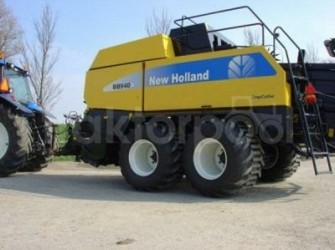 New Holland ZHE SuperTandem (zhe039)
