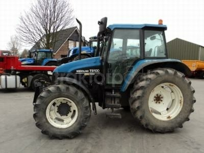 New Holland TS100SLE