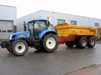 New Holland T6050RC