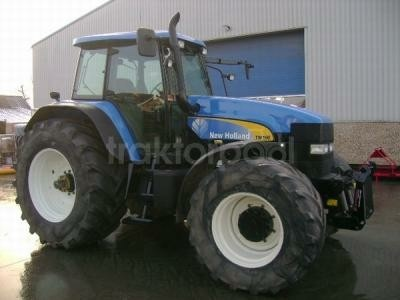 New Holland TM190 PC