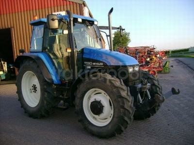 New Holland TS90SLE